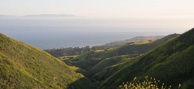 PV Hills overlooking Catalina