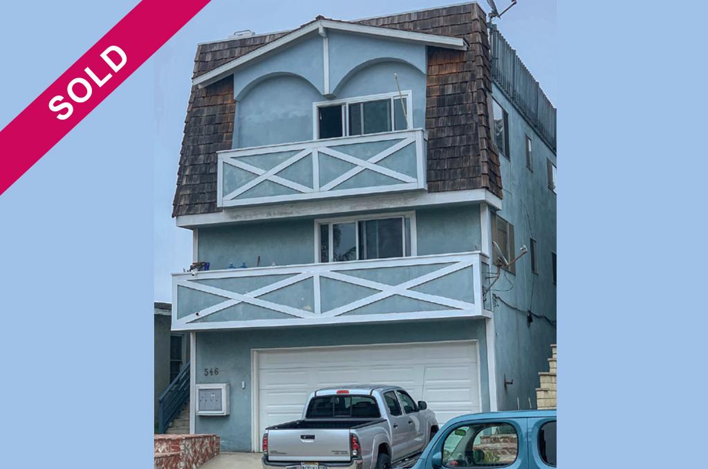 546 Monterey Hermosa Beach CA