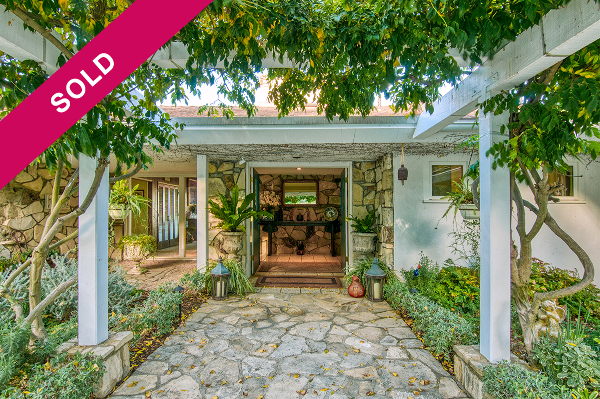 Sold! 4 Bowie Road Rolling Hills CA